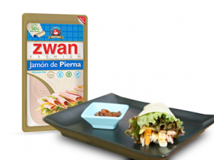 Open Face Zwandwich Teriyaki